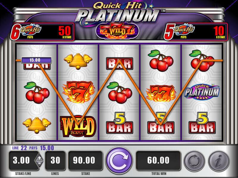 Juega y diviértete con las nuevas máquinas tragamonedas Quick Hit Casino